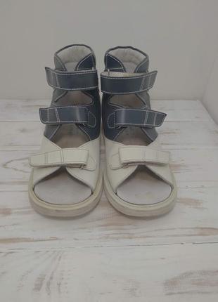 Ортопедические сандали для мальчика или девушки, размер 34