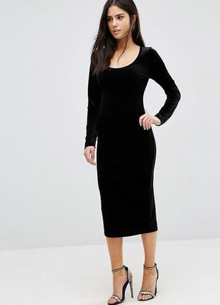 Вельветовое, велюровое платье / велюрова сукня