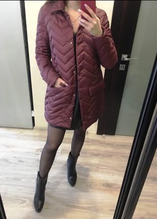 Высококачественная демисезонная осенняя куртка - плащ от производителя