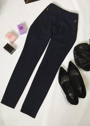 Базовые зауженные брюки