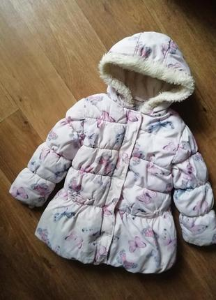 Зимняя куртка, курточка, парка, пальто, пуховик