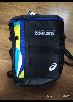 Спортивний рюкзак asics doha