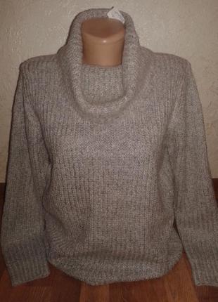 Теплый свитер под горло forever21