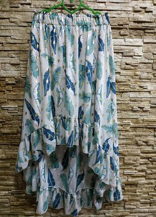 Великолепная стильная юбка