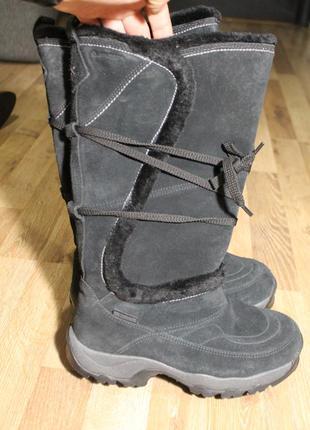 Шикарні зимові чоботи hi-tec