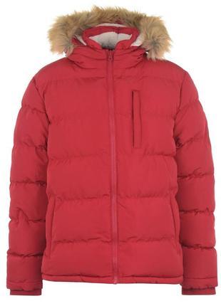 Soulcal мужская зимняя куртка