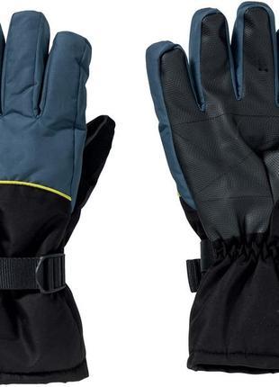 Мужские лыжные перчатки краги р. 9 crivit германия