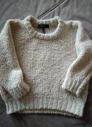 Isabel marant. свитер. шерсть с альпакой