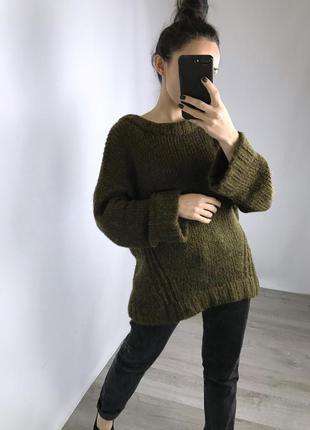 В наличии закрыли магазин! распродажа по смешным ценам! классный теплый свитер costes