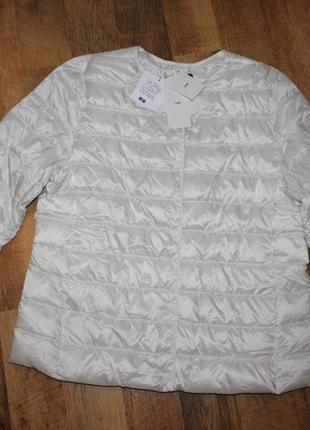 Оригинальная cверхлёгкая куртка пуховик uniqlo