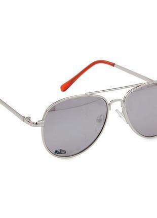 Солнцезащитные очки детские зеркальные 100% uv от disney, оригинал , 3+