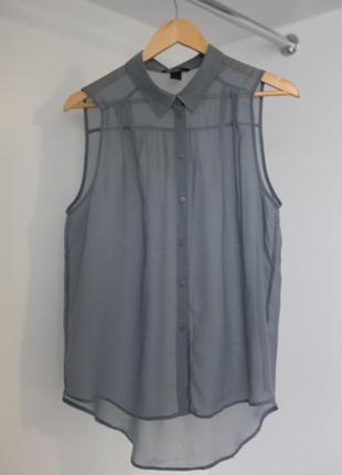 Шифонова рубашка