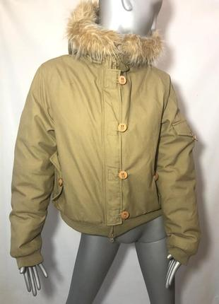 Зимняя тёплая куртка timberland