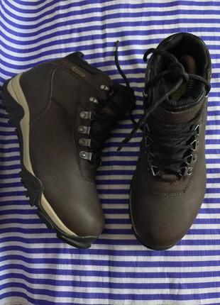 Hi tec dry tex waterproof термо ботинки 38 p