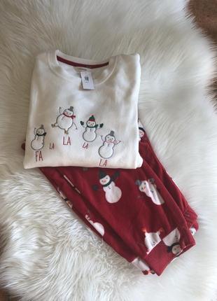 Пижама флис испания