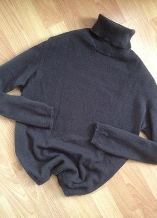 Кашемировый свитер alberto fabiani