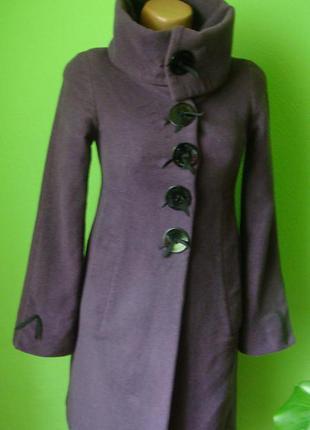 Скидки 10%20%30%стильное шерстянное пальто