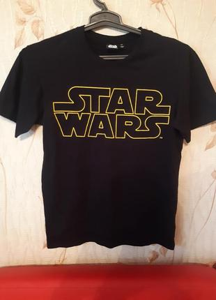 Star wars фудболка