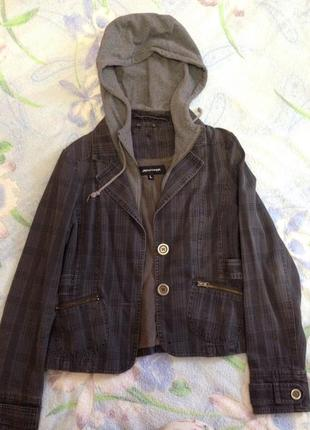 Пиджак с подстёжкой