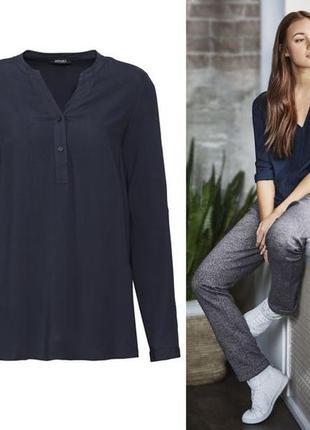 Стильная блуза, рубашка 38 euro esmara, германия