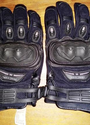 Кожаные мотоперчатки richa