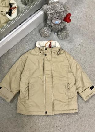 Фирменная детская демисезонная куртка/ куртка весна-осень timberland
