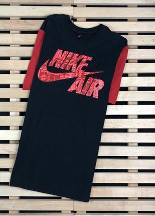 Супер крутая мужская футболка nike air размер м