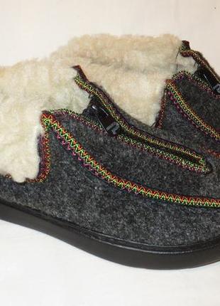 Ботинки бурки бабуши