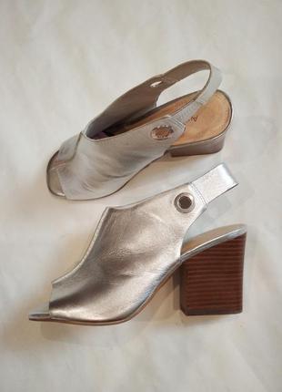 Крутые кожаные сабо ,мюли,туфли !