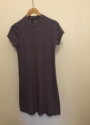 Трикотажное платье от cotton: on