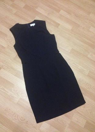 Платье, в цвете синий/черный