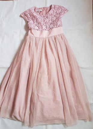 Фирменное платье john rocha (8 лет)