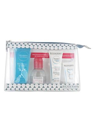 Супер набор от bioderma,  my hygienes and my cares set