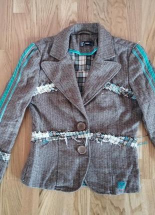 Стильный пиджак жакет блейзер only