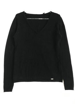 Кашемировый свитер пуловер бренда esprit. 100% кашемир.  размер м.