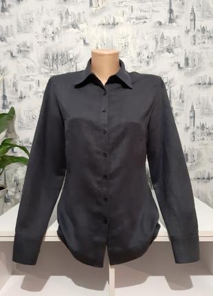 Рубашка (сорочка) замшевая