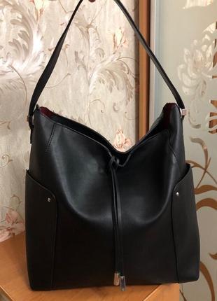 Сумка шопер  сумка мешок