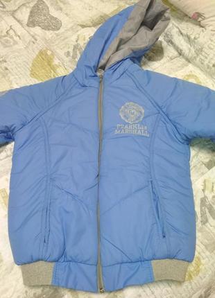 Куртка осінь-зима, демісезонна, р.s