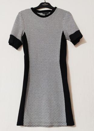 Облегающее платье topshop