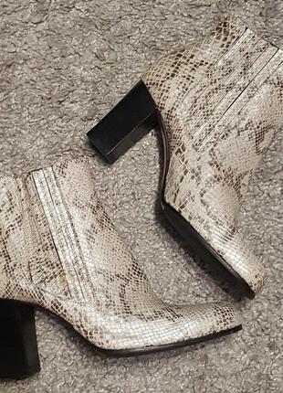 Оригинал.кожаные,итальянские,стильные ботинки-ботильоны-сапожки prialpas