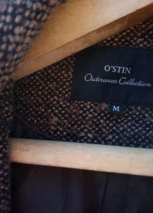 O'stin outerwear collection