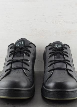 Велотуфли fox racing default shoe. размер 47.5,