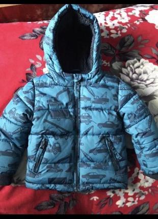 Куртка зима m&s