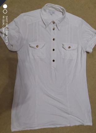 Женская трикотажная рубашка