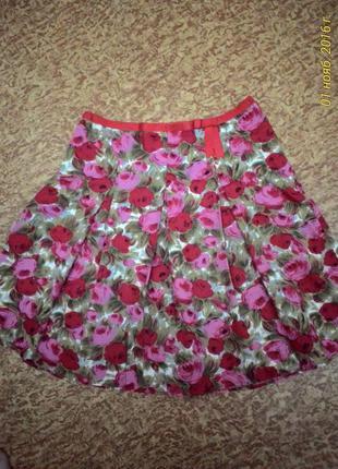 Суперская фирменная эксклюзивная юбочка юбка 10 р., 38 р. dorothy perkins