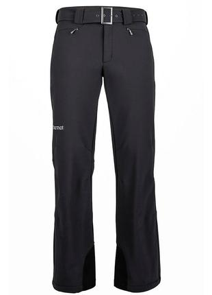 Marmot davos (xs) зимние лыжные штаны софтшелл женские