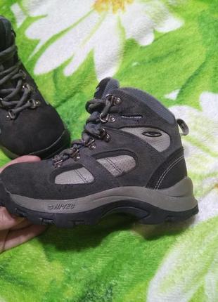 Трекинговыетермо ботинки,сапоги, боты hi- tec