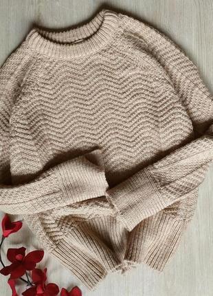 Кофта/свитер h&m в составе шерсть