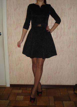 Платье нарядное elisabetta franchi