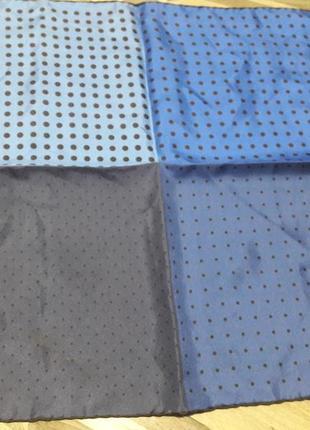 Lanvin стильный платок с бирками!
